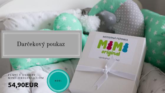 Darčekový poukaz Mimi