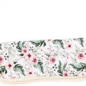 rukavnik s kvetmi