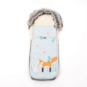 fusak pre dieťa s liškou