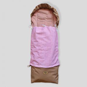 softshel fusak ružový